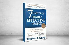 Habits of Highly Effective People by Stephen R.Covey