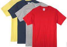 5 Cool Ways to wear a Basic T-shirt