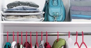 Four ways to Clean your Closet