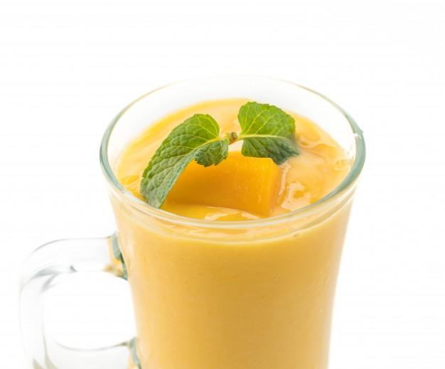 Mango With Milk