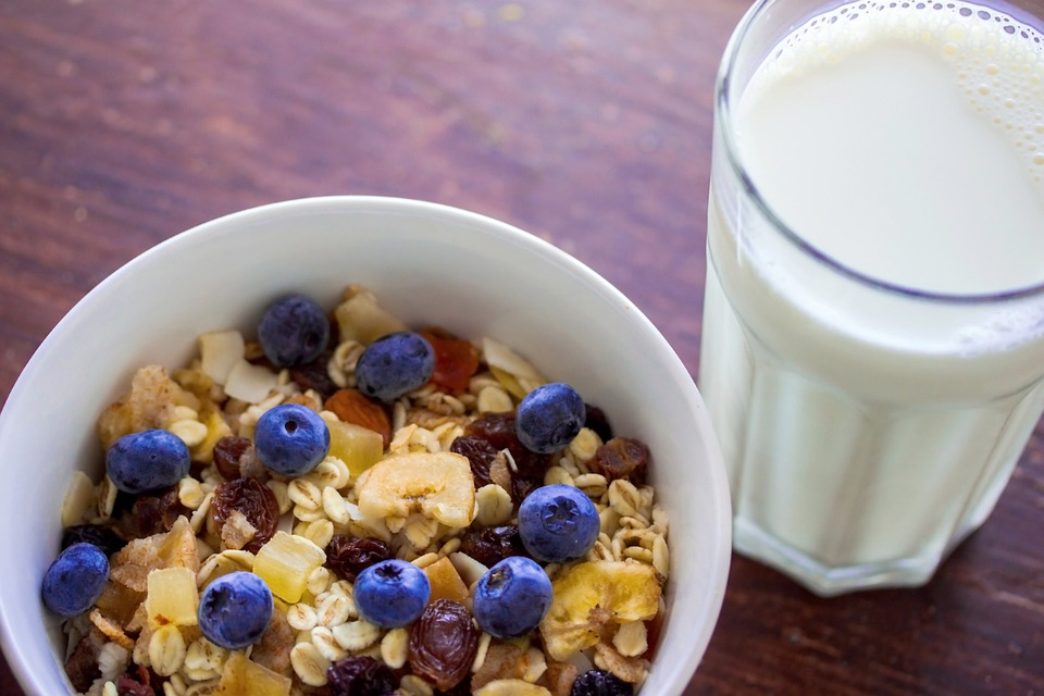 Oats and Milk